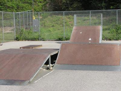 Skateboard Park Bourne