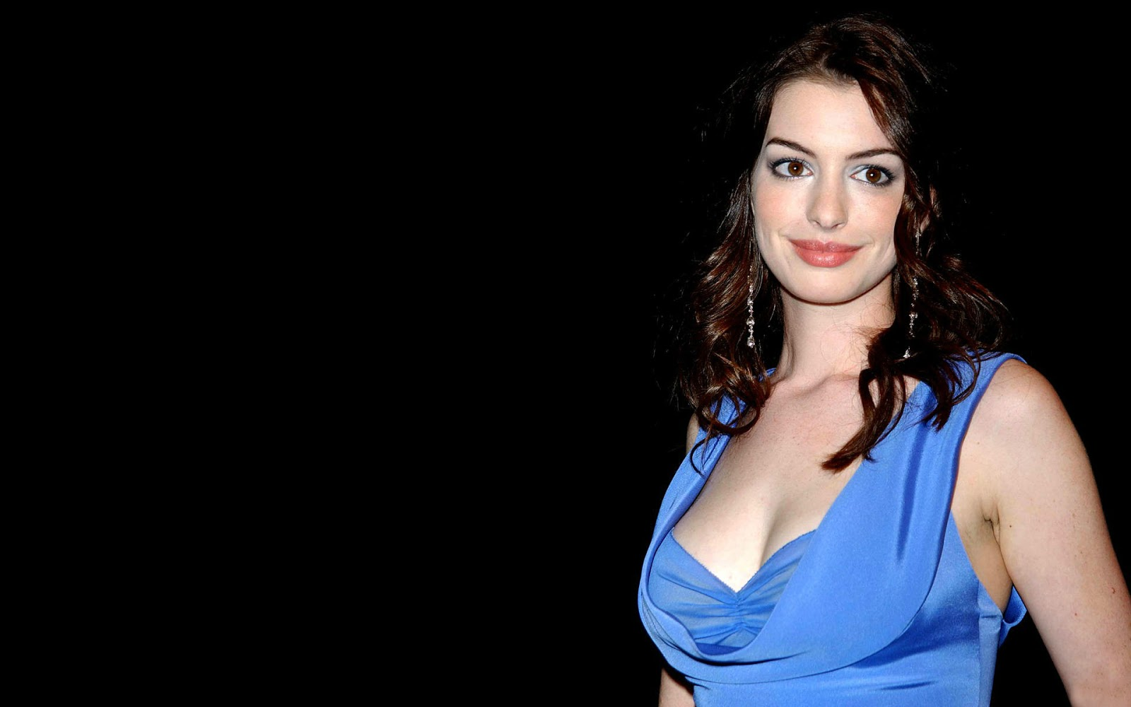 Harsh 3d Name Wallpaper Anne Hathaway Hd Wallpapers