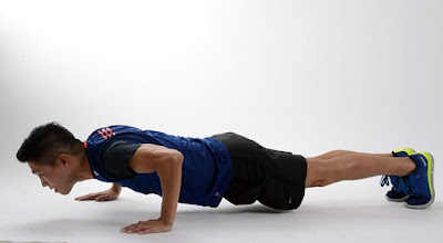 [Fitness tips and yoga] push-ups give better shape and strengthen the body through workouts