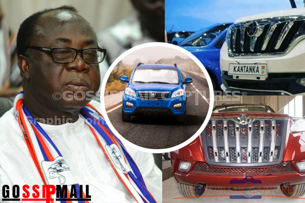 """I Will Recommend Kantanka Vehicles For Public Institutions""- Hon. Freddie Blay"