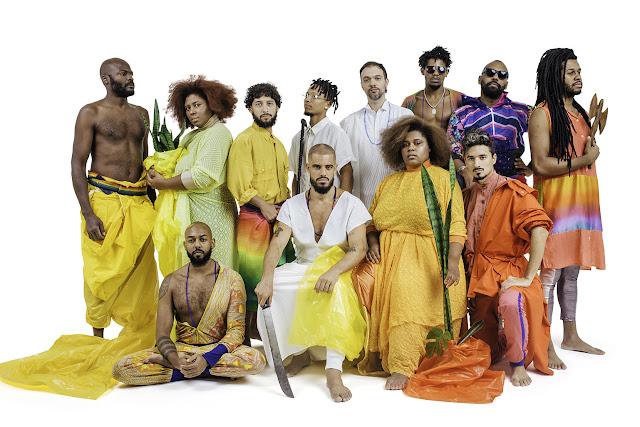 Aláfia é atração confirmada do Lollapalooza e anuncia novo disco