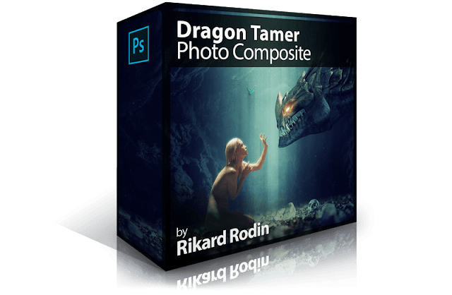 Dragon Tamer Photo Composite