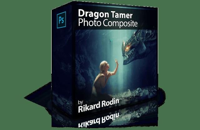 Dragon Tamer Photo Composite