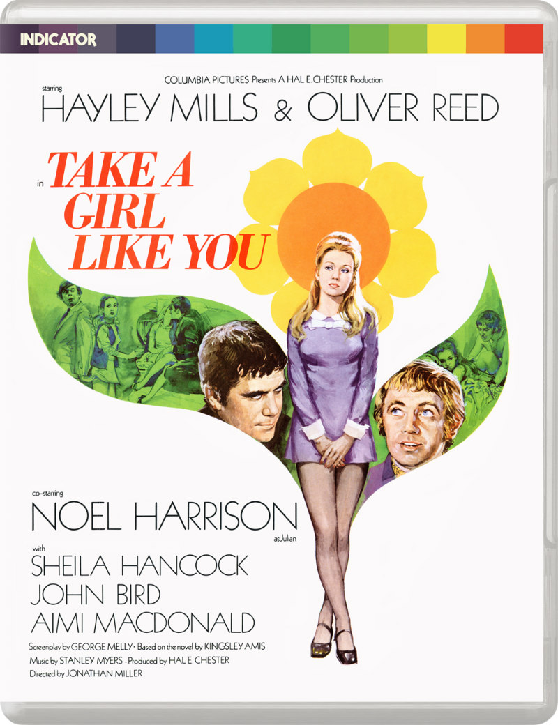 take a girl like you bluray powerhouse