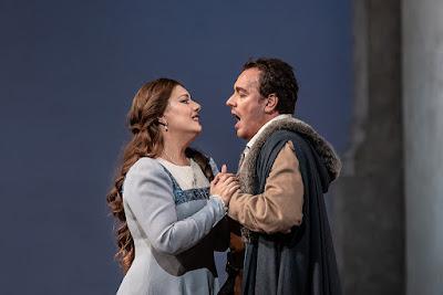 Verdi: Simon Boccanegra - Hrachuhi Bassenz, Francesco Meli - Royal Opera (© 2018 ROH. Photograph by Clive Barda)