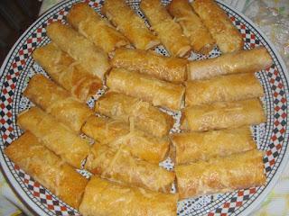 مملحات رمضانية بالحوت والشعرية الصينية