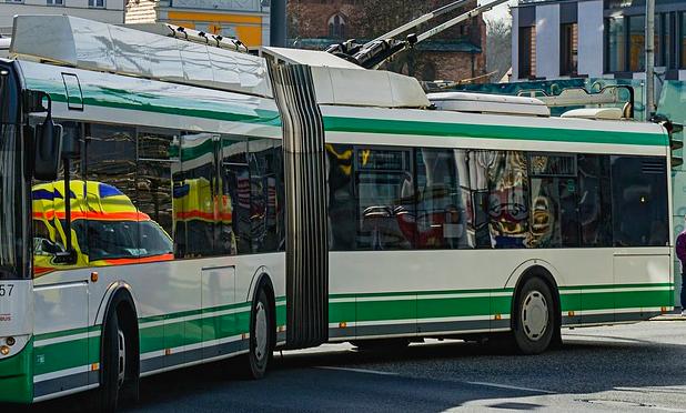 Lublin: Pijana kierowała trolejbusem