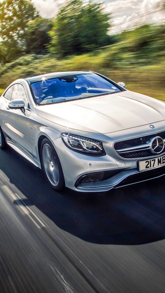 Mercedes-Benz S-Class Coupe C217 2015 Galaxy Note HD Wallpaper