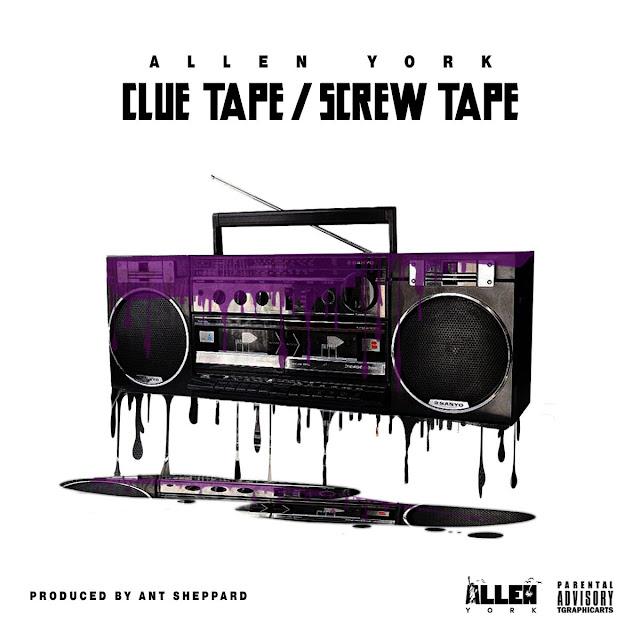 Ear Candy: 'Clue Tape/Screw Tape' by Allen York [prod. Ant Sheppard]