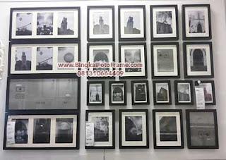 Mengatur Bingkai Foto Minimalis di Ruang Tamu
