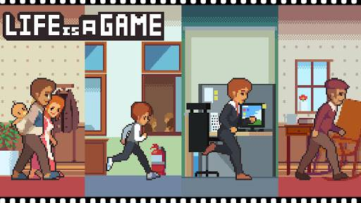 Download Life is a Game Mod Apk Unlimited Money