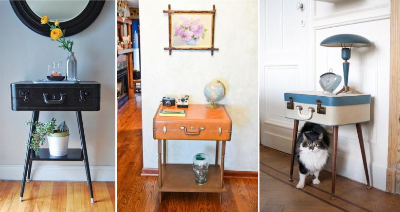 id e de recyclage des valises curiosite. Black Bedroom Furniture Sets. Home Design Ideas