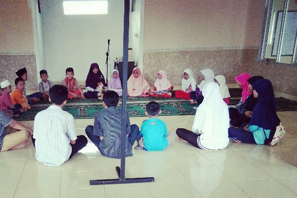 Cerita Pengalaman Menjadi Guru Kuttab Al-Fatih