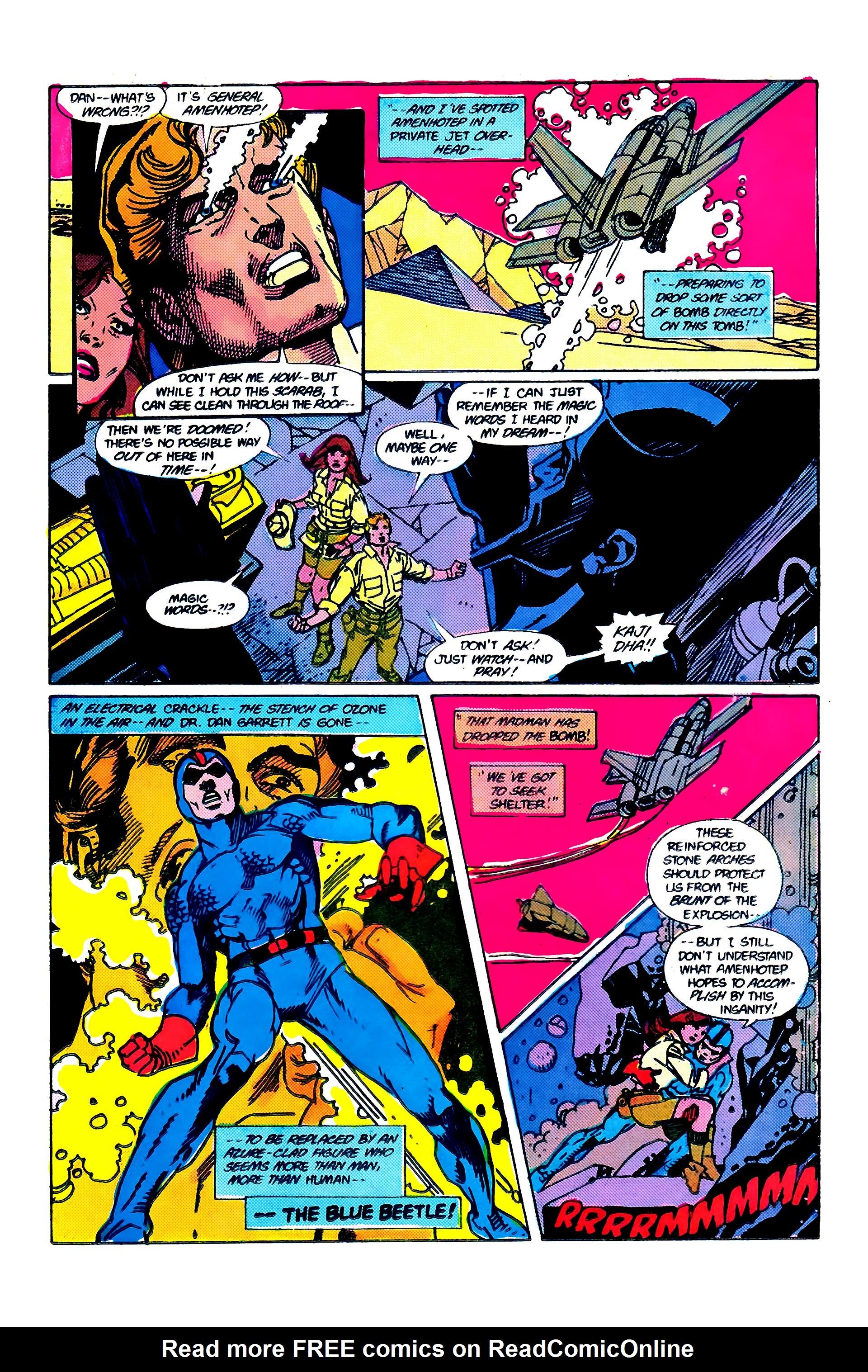 Read online Secret Origins (1986) comic -  Issue #2 - 14