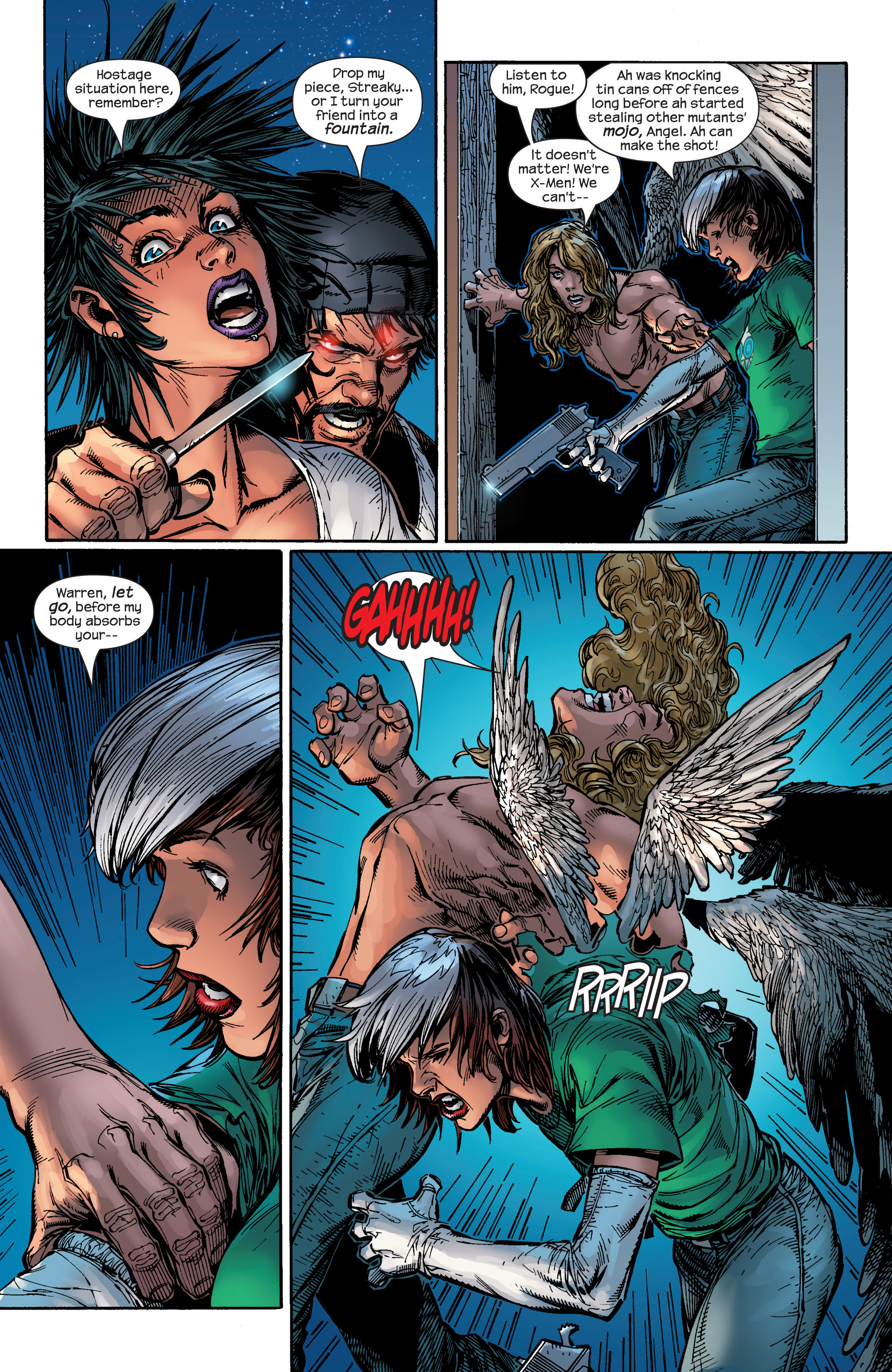 Read online Ultimate X-Men comic -  Issue #49 - 17