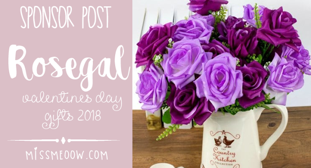 Rosegal Valentine's Day Gifts 2018