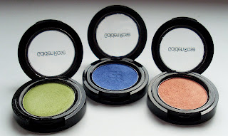 Golden Rosse Sillky Touch Pearl Eyeshadows nr 108, 110, 123
