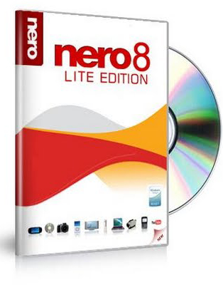 Nero 8 Lite Full Español [+Serial] [1-Link] [MEGA]