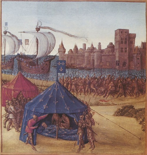 Mort_Saint_Louis_Tunis_BNF_Gallica