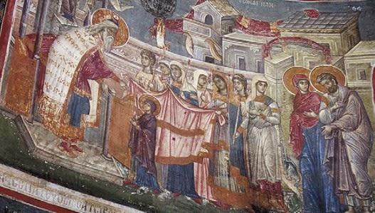 Резултат слика за Ваведење пресевете богородице манастир жича