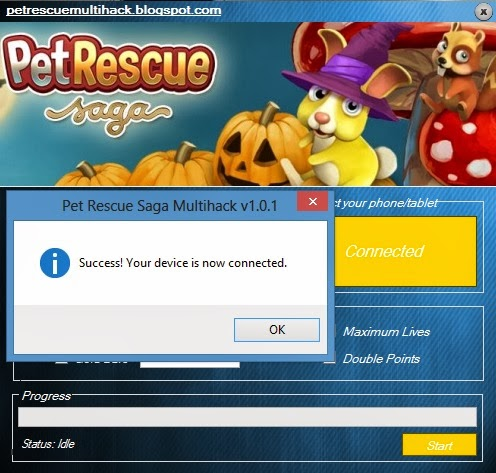 Pet Rescue Saga Multihack