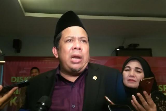 Dituduh Terima Dana Korupsi, Ini Serangan Balik Fahri Hamzah pada Nazaruddin