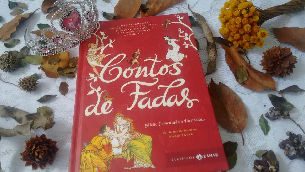 Dica de livro: CONTOS DE FADAS - HANS CHRISTIAN ANDEREN