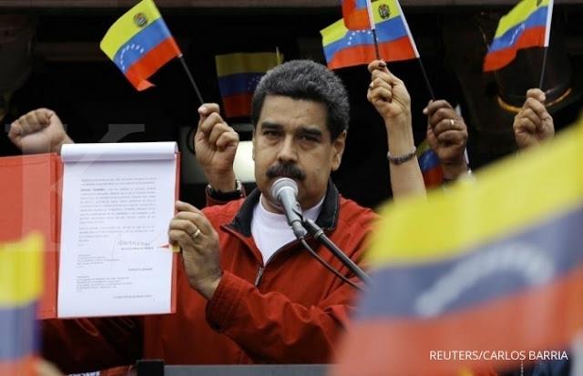 Ekonomi Nyungsep, Venezuela: Kami tak bisa lagi membayar utang!