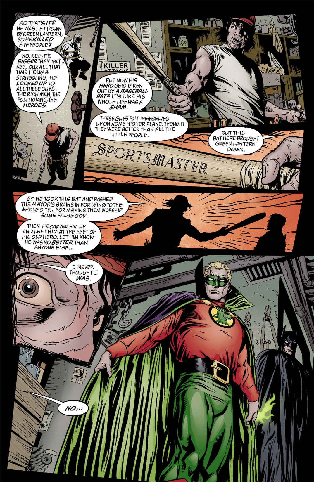 Detective Comics (1937) 786 Page 16
