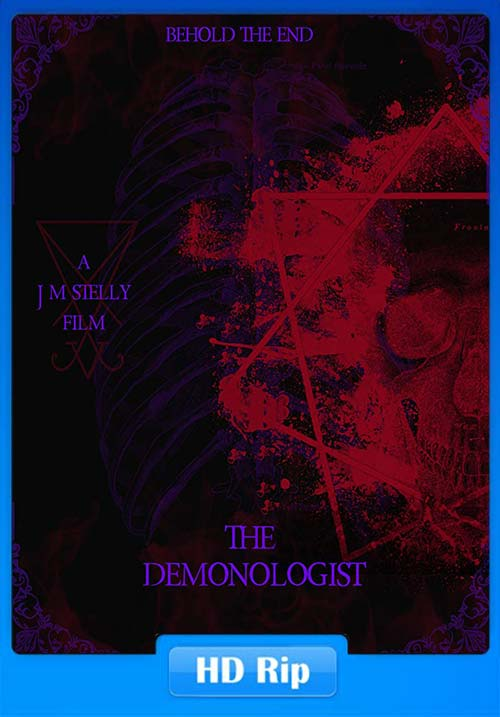 The Demonologist 2019 720p WEB-DL x264 | 480p 300MB | 100MB HEVC Poster