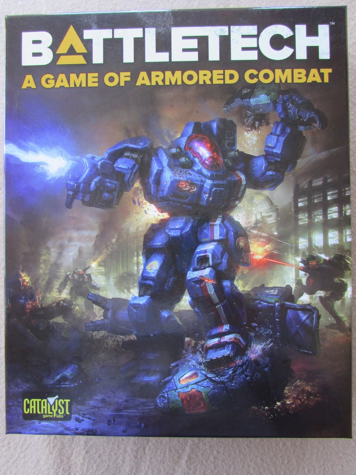 a game of armored combat