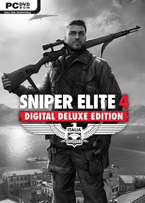 Sniper Elite 4 Deluxe Edition 1.5.0 (STEAMPUNKS)