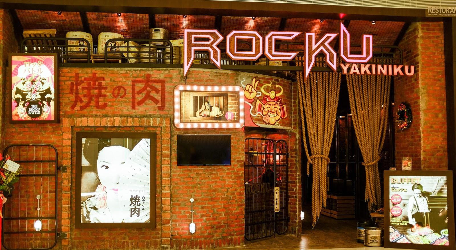Image result for Rocku Yakiniku @ Pavilion