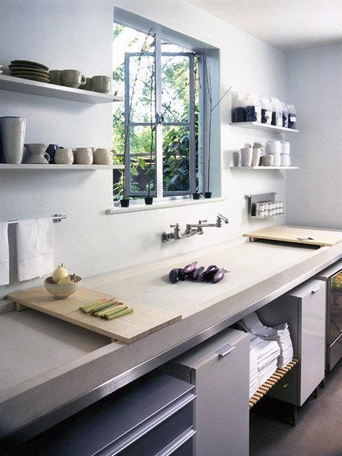 Craft1945 Shallow Kitchen Sink