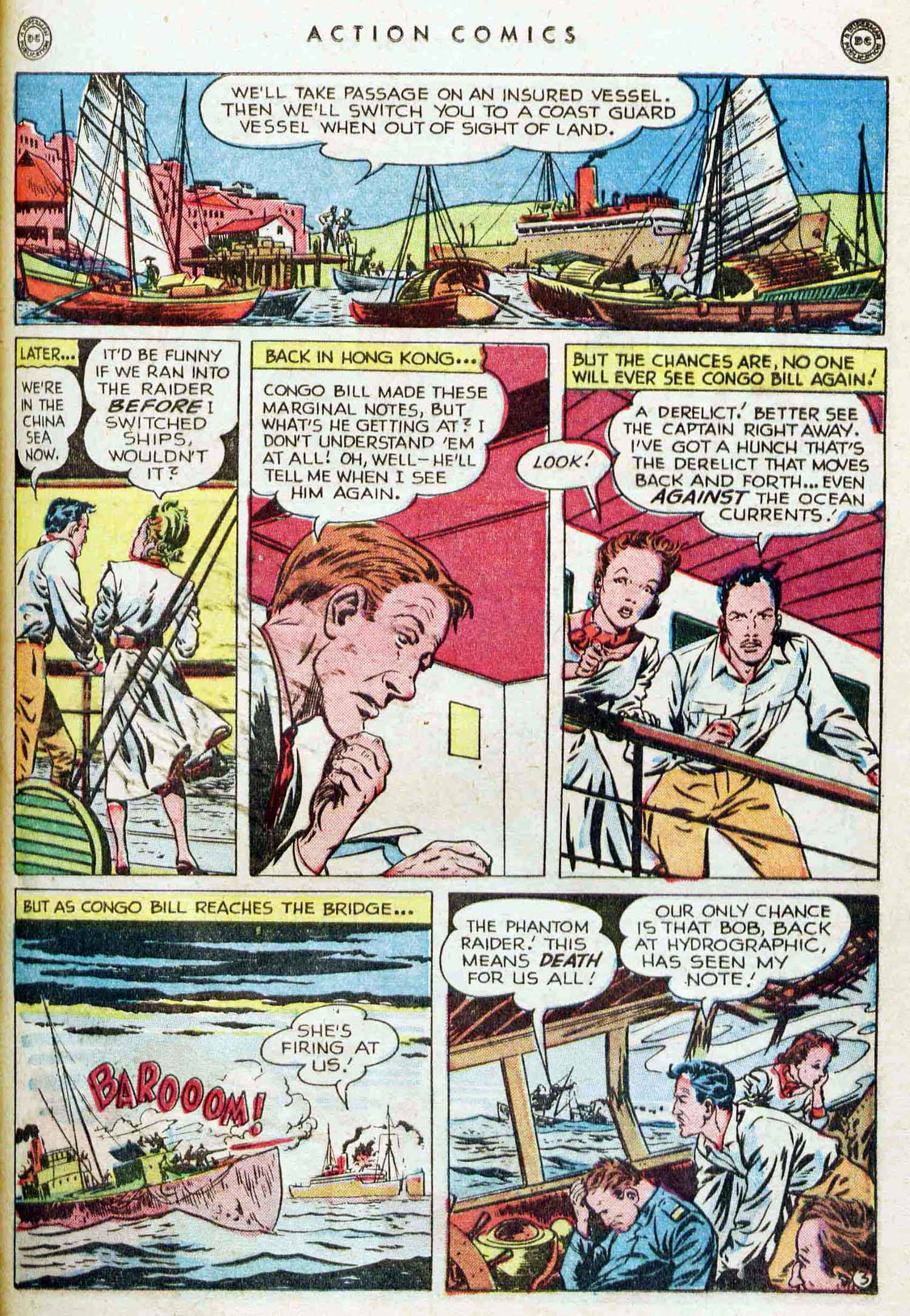 Read online Action Comics (1938) comic -  Issue #129 - 18