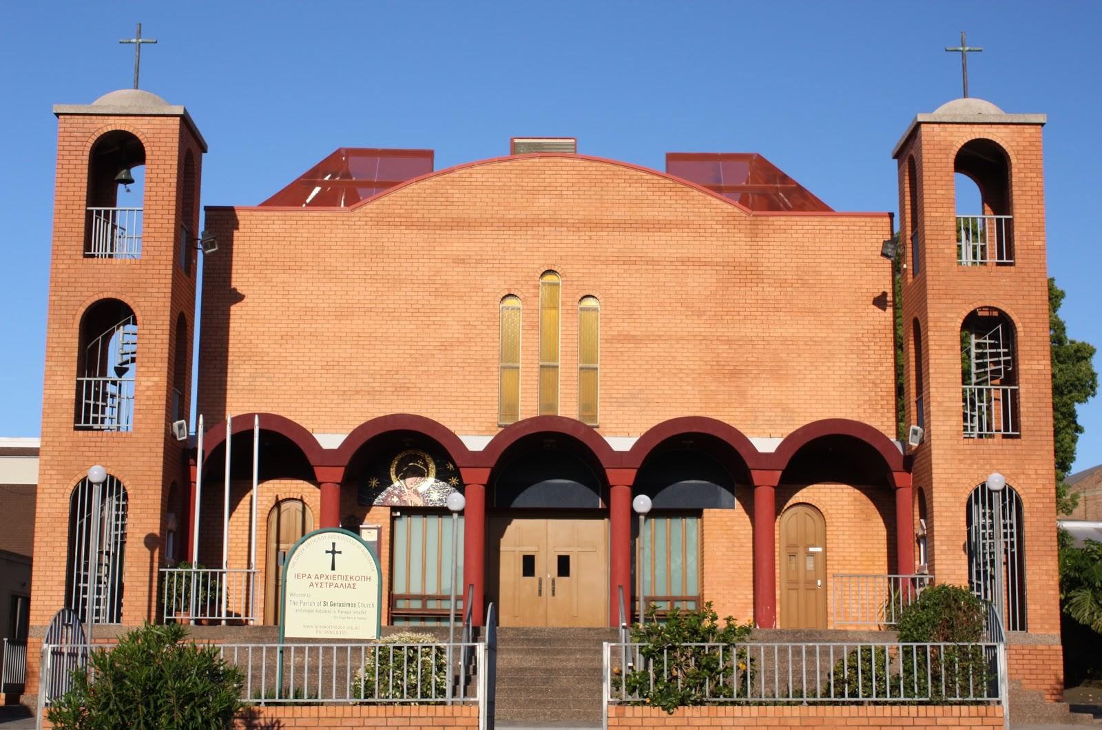 Sydney - City and Suburbs: Leichhardt, St Gerasimos Greek Orthodox