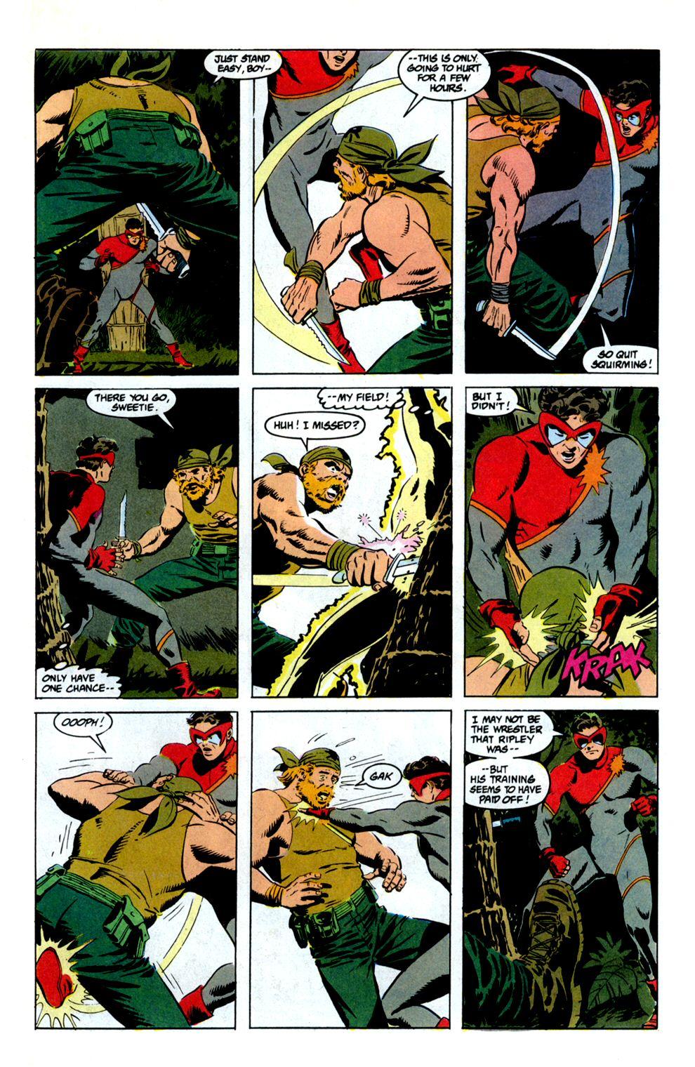 Read online Powerline comic -  Issue #8 - 17