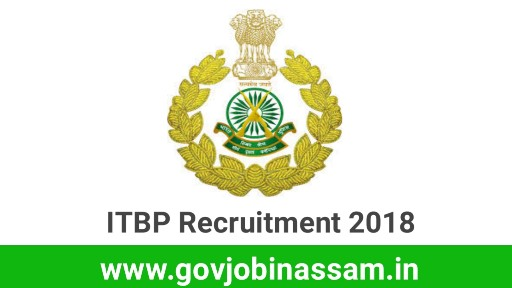ITBP Head Constable Recruitment 2018