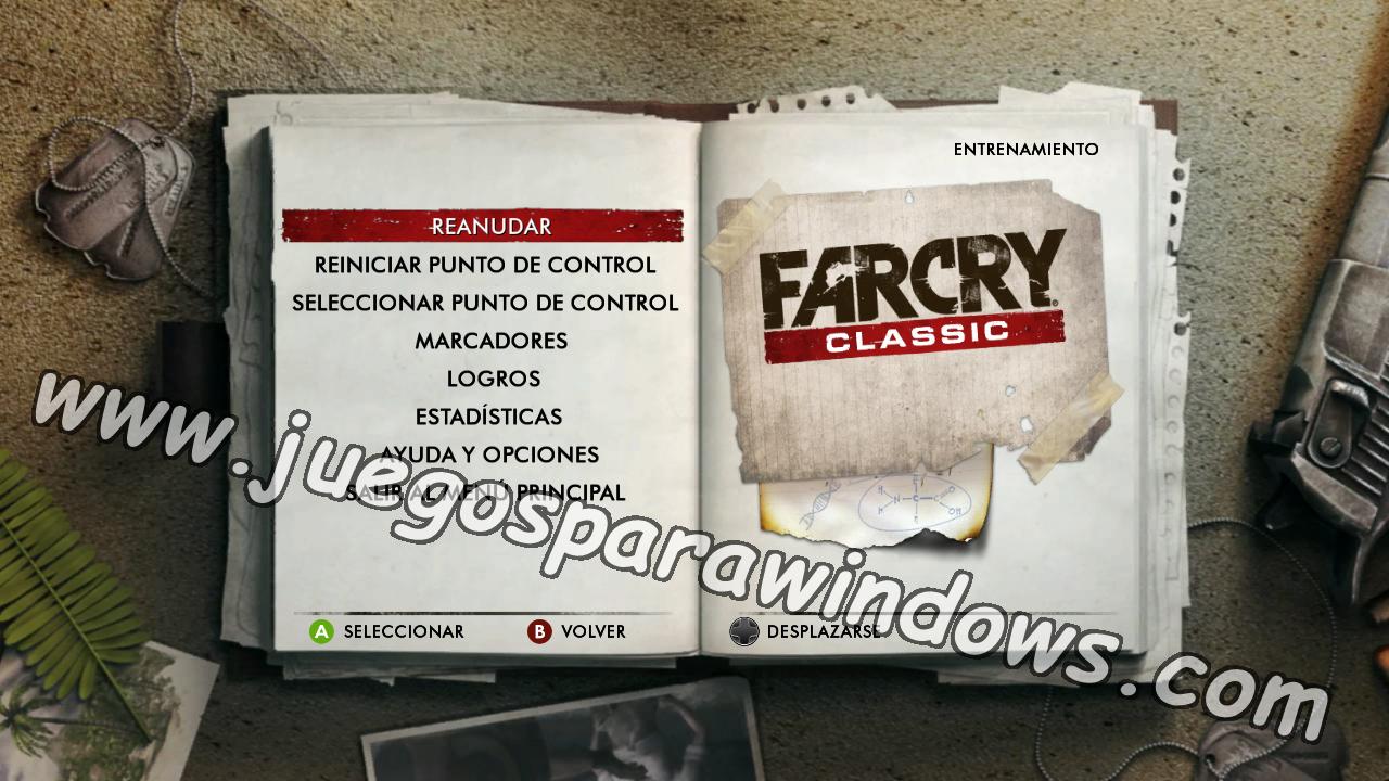 Far Cry Classic XBOX 360 ESPAÑOL (RGH/JTAG) (XBOX LIVE ARCADE ...