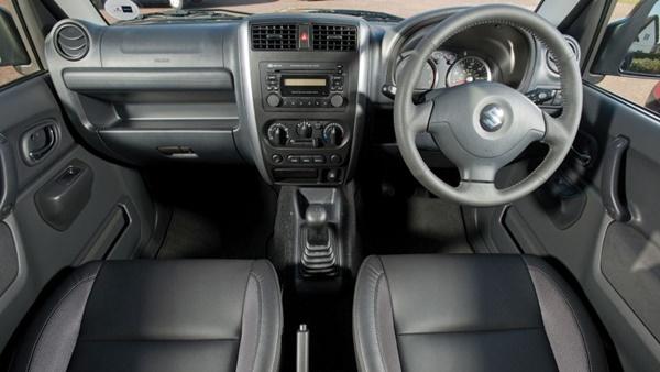 Suzuki Jimny akan Reborn, Penampakan Ada di GIIAS
