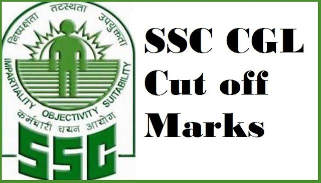 SSC CGL Cut off Marks
