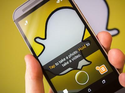 Smartphones recomendado para Snapchat