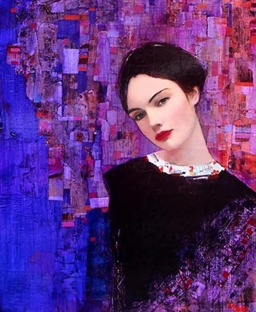 Carmensabes Poesia Y Arte Las Mujeres Exuberantes De