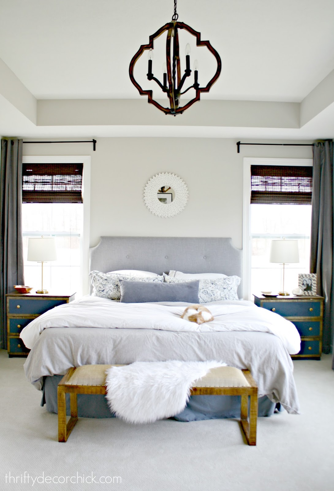 Bedroom Decor Above Bed