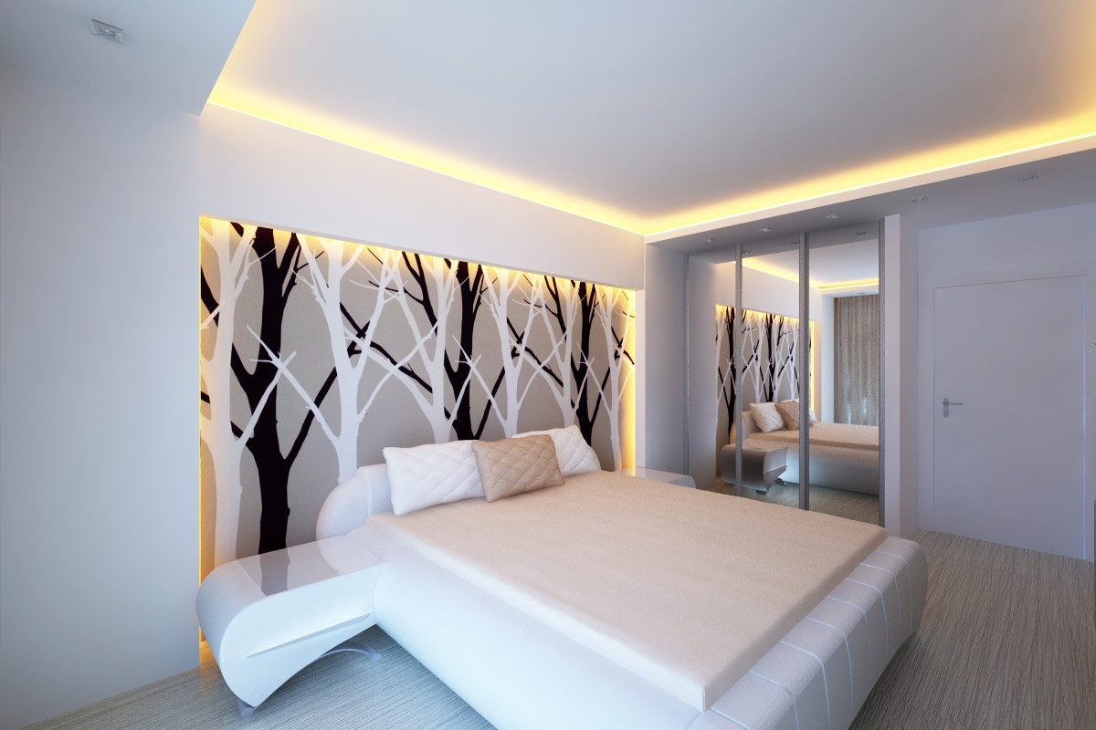 Latest gypsum ceiling designs for bedroom 2020
