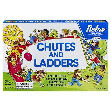 Harris Sisters Retro Chutes & Ladders