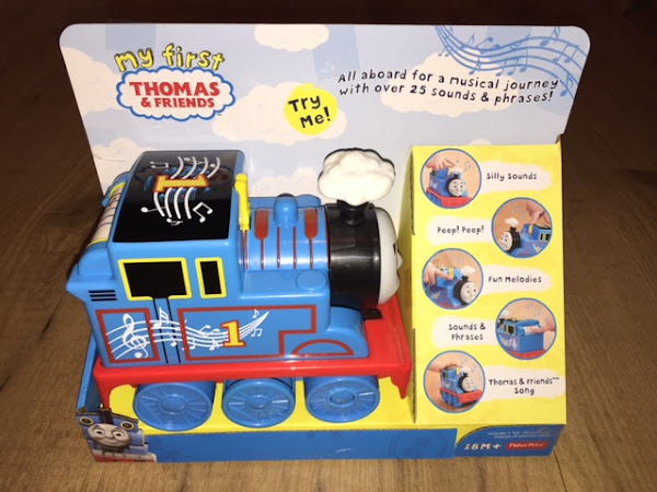 My First Thomas & Friends - Rolling Melodies Thomas Review