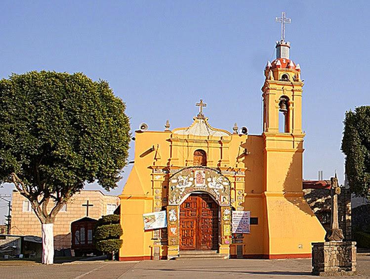 Una increíble ruta por las iglesias más hermosas del Ajusco