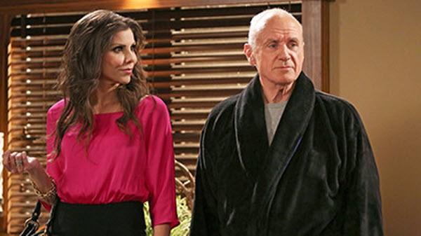 Hot in Cleveland - Season 4 Episode 09: The Conversation