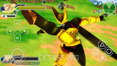 Dragon Ball Z Tenkaichi Tag Team MOD Ultra V6 SS 3